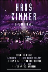 Cover Hans Zimmer - Live In Prague [DVD]